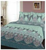 Постельное белье 1.5-спальное Текстильная лавка Тайны Персии 70 x 70 поплин