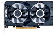 Видеокарта INNO3D GeForce GTX 1650 1710MHz PCI-E 3.0 4096MB 8000MHz 128 bit 2xDisplayPort HDMI HDCP TWIN X2 OC
