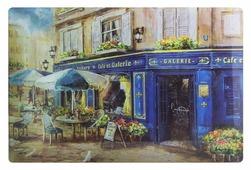Разделочная доска Gift'n'Home Завтрак в Париже CB-Paris break 20х30х0.4 см