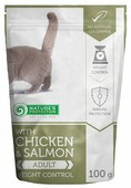 Nature's Protection Корм для кошек Nature s Protection Weight Control with Chicken & Salmon