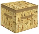 Valiant Короб стеллажный с откидной стенкой и с крышкой BOX-DDS 30х30х30 см