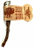 "Лакомство для собак Green Qzin Beef Zone, говяжий хвост 6"""