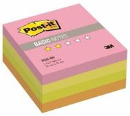 Post-it Блок-кубик Basic, 76х76 мм, 400 листов (2028-BN)
