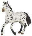 Фигурка Papo Чёрная аппалузская лошадь 51539