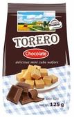 Мини-вафли TORERO Нежные мини-вафли шоколадные 125 г