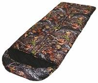 Спальный мешок Чайка Comfort 600 200+35*95см
