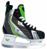 Детские хоккейные коньки Action PW-216AE для мальчиков