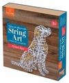 Fox-in-Box Набор для творчества Стринг Арт для детей Лучший друг (FB606303)