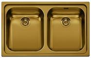 Врезная кухонная мойка smeg SP792OT2 79х50см нержавеющая сталь