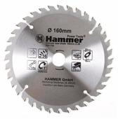 Пильный диск Hammer Flex 205-104 CSB WD 160х20 мм