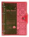 Paper Art Тетрадь Jelly Book, клетка, 120 л.
