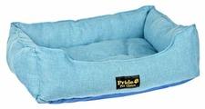 Лежак для собак PRIDE Прованс 90х80х25 см