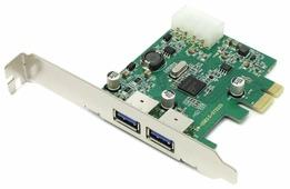USB 3.1 Gen1 контроллер ORIENT NC-3U2PE