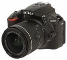 Зеркальный фотоаппарат Nikon D5600 KIT 18-55mm VR AF-P