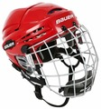 Защита головы Bauer 5100 Helmet Combo Sr