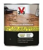 Лак V33 Renovation матовый (0.75 л)