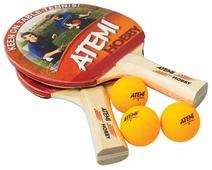 Набор ракеток ATEMI Hobby