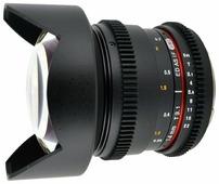Объектив Samyang 14mm T3.1 ED AS IF UMC VDSLR Sony E