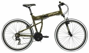 Горный (MTB) велосипед CRONUS Soldier 0.5 (2016)