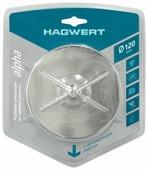 Коронка Hagwert 576202 120мм