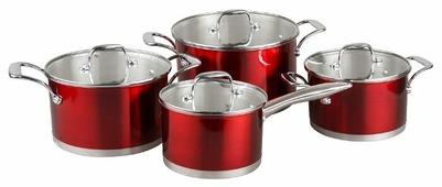 Набор посуды Pomi d'Oro Prezioso PSS-640028 8 пр.