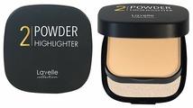 Lavelle Collection Пудра+хайлайтер Powder Highlighter тон 03