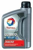 Моторное масло TOTAL Quartz INEO ECS 5W30 1 л