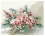 Lanarte Набор для вышивания Букет цветов 45 x 37 см (0169794-PN)