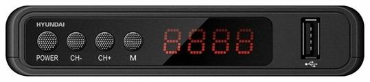 TV-тюнер Hyundai H-DVB520