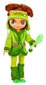 Интерактивная кукла Карапуз Сказочный патруль Маша в зимней одежде, 33 см, SP0117-M-RU-W