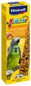 Лакомство для птиц Vitakraft Крекеры для амазонских попугаев миндаль и фрукты (21296)