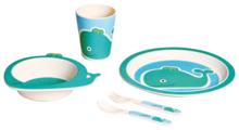 Комплект посуды Bambooware Кит