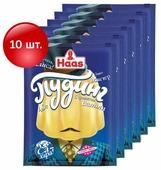 Смесь для десерта Haas Пудинг ванильный 10 шт. по 40 г