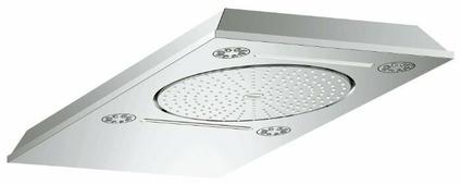 Верхний душ встраиваемый Grohe Rainshower F-Series 27938001