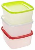 Tescoma Набор контейнеров для заморозки Purity 0.5 л 3 шт