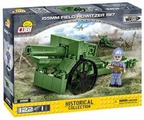 Конструктор Cobi Great War 2981 Пушка Howitzer 1917