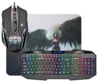 Клавиатура и мышь Defender Reaper MKP-018