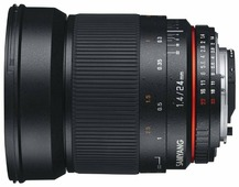 Объектив Samyang 24mm f/1.4 ED AS UMC Canon EF