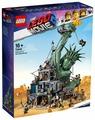Конструктор LEGO The LEGO Movie 70840 Добро пожаловать в Апокалипс-град!