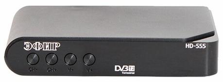 TV-тюнер СИГНАЛ ELECTRONICS HD-555