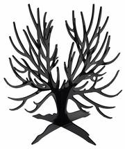 Подставка для украшений Простые предметы Черное дерево