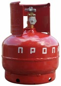 Газовый баллон NOVOGAS СВ-БАЛ5Н стальной 5 л
