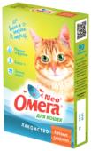 Добавка в корм Омега Neo + Крепкое здоровье для кошек