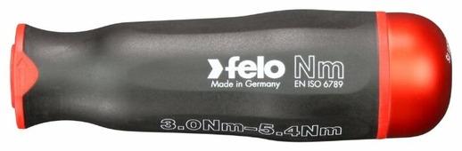Рукоять для бит динамометрическая Felo Nm 3,0-5,4
