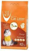 Наполнитель Van Cat Orange (10 кг)