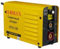 Сварочный аппарат Eurolux IWM-190 (MMA)