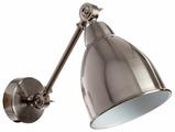 Настенный светильник Arte Lamp Braccio A2054AP-1SS