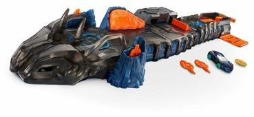 Интерактивная игрушка трансформер РОСМЭН Дикие Скричеры. Фоссил Файр. Скричер-трасса+машинка (36575)