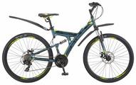 Горный (MTB) велосипед STELS Focus MD 21-sp 27.5 V010 (2019)