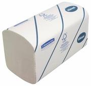 Полотенца бумажные Kleenex Ultra 6789 двухслойные белые в пачках